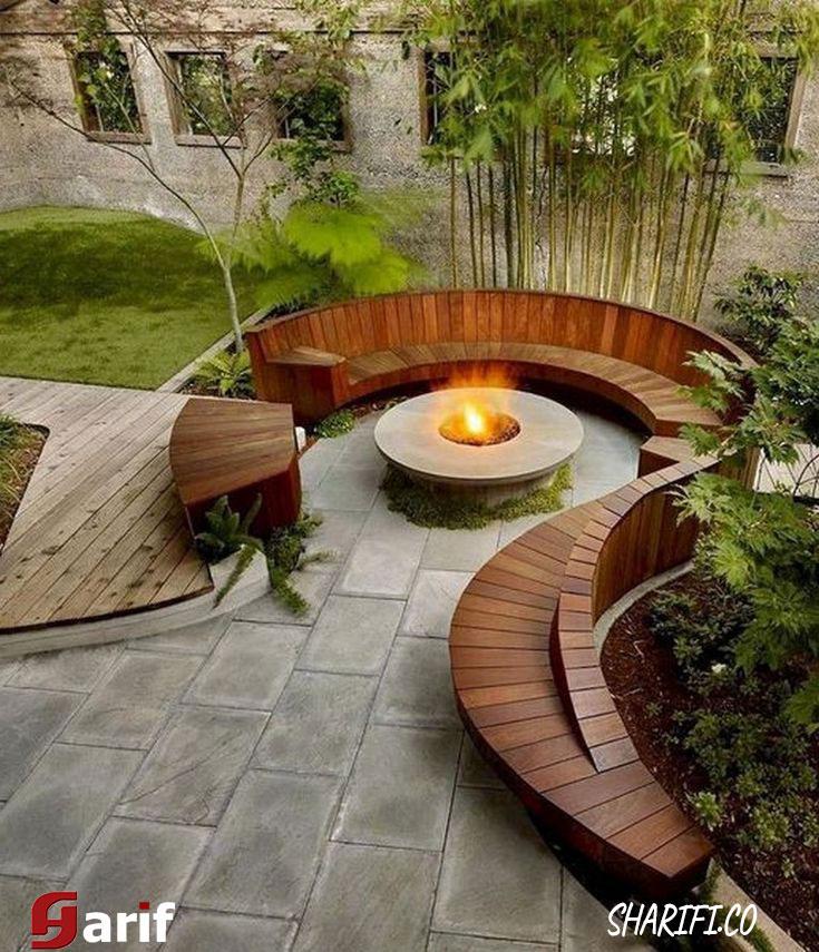 محوطه سازی و طراحی فضای سبز