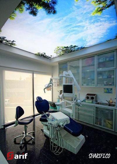 دکوراسیون کلینیک، مطب دندانپزشکی