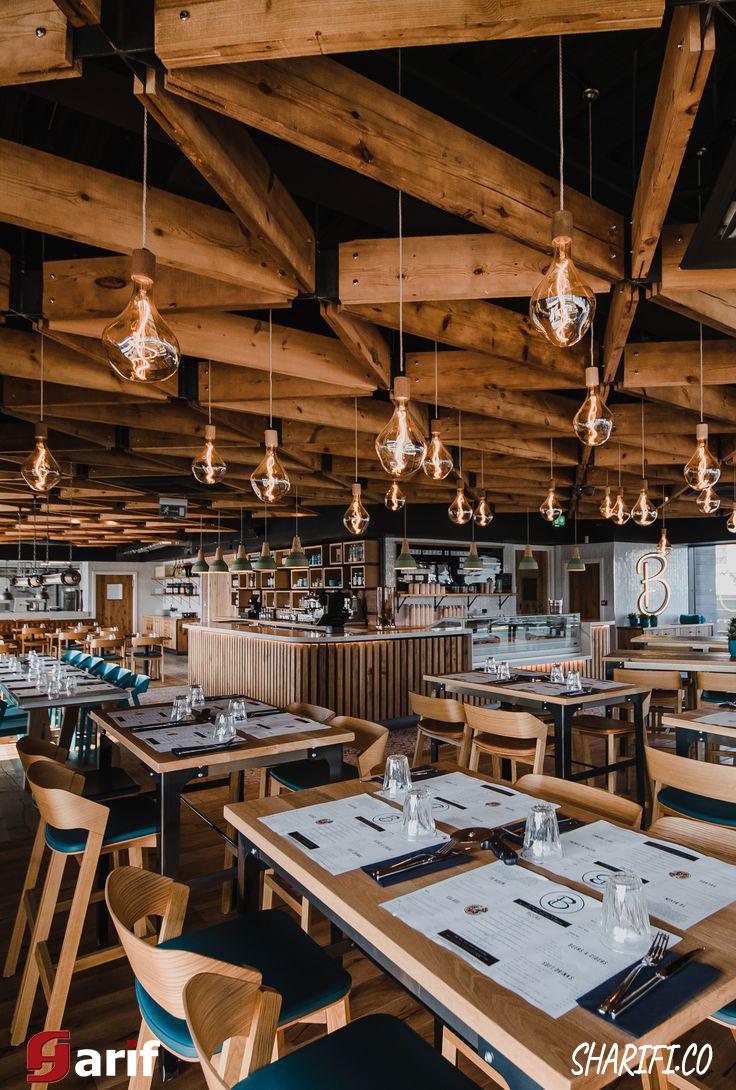 دکوراسیون رستوران، غذاخوری