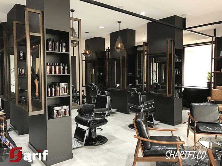 دکوراسیون آرایشگاه، سالن زیبایی زنانه